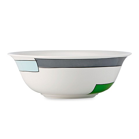 kate spade new york Block Party Serving Bowl