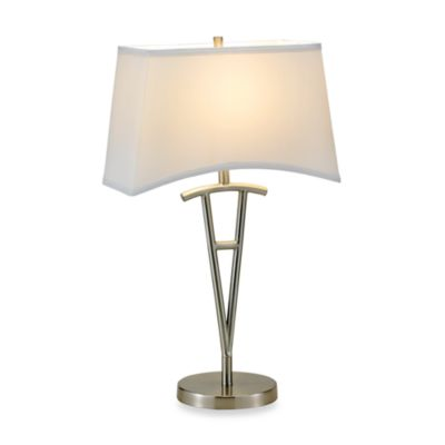 battery operated table lamps. Black Bedroom Furniture Sets. Home Design Ideas