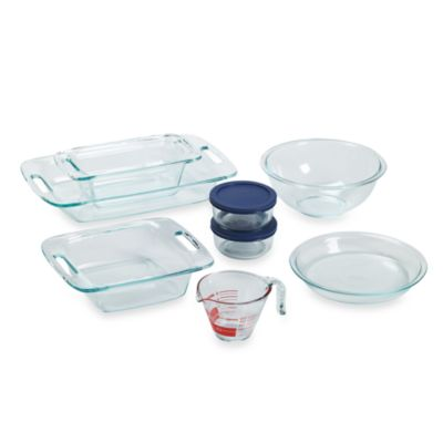 Pyrex® 10-Piece Bakeware Set