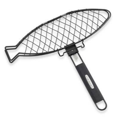 Cuisinart® Simply Grilling Non-Stick Fish Filet Basket