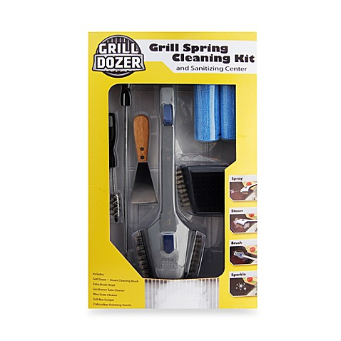 Grill Dozer Grill Cleaning Set