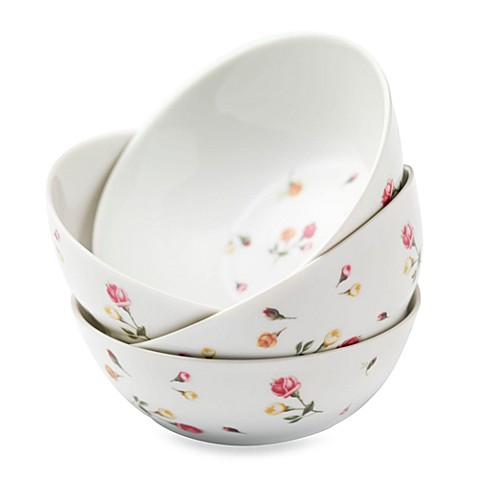 Royal Albert All Purpose Bowls in Country Rose (Set of 4)