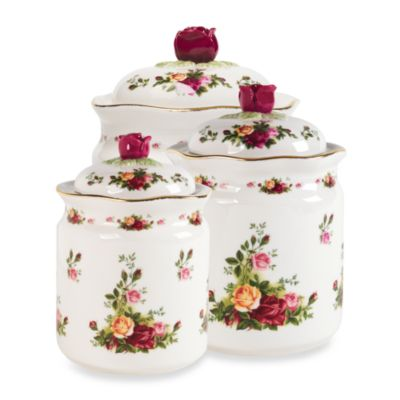 Royal Albert Kitchen Organization