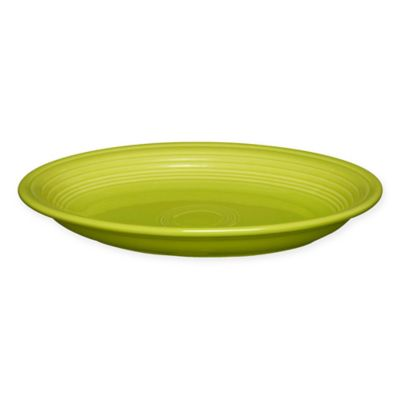 Fiesta® 13-5.8-Inch Oval Platter in Lemongrass