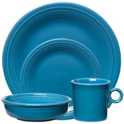Fiesta® Dinner Plate in Peacock
