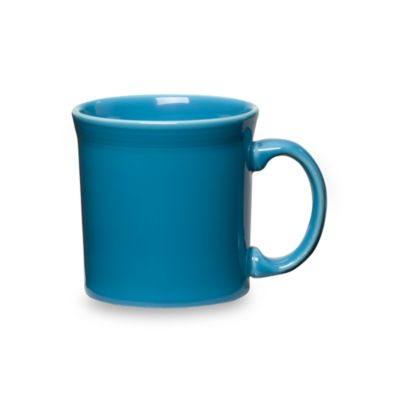 Fiesta® Java Mug in Peacock