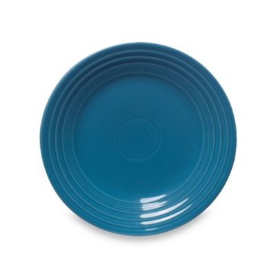 Fiesta® Luncheon Plate in Peacock