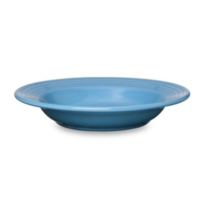 Fiesta® Rim Soup Bowl in Peacock
