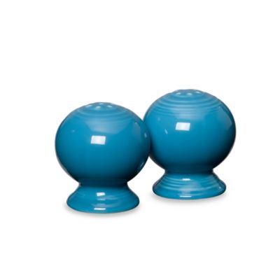 Fiesta® Salt and Pepper Shaker Set in Peacock