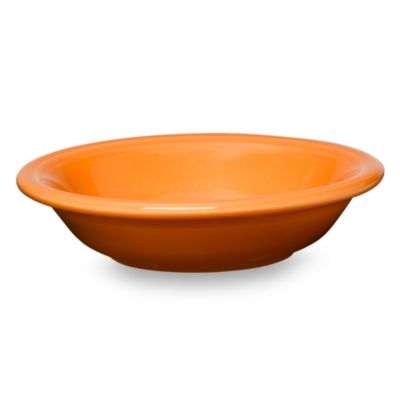Fiesta® Fruit Bowl in Tangerine