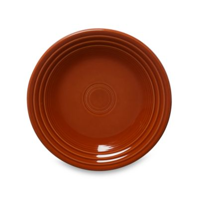 Fiesta® 10 1/2-Inch Dinner Plate in Paprika