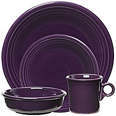 Fiesta® 4-Piece Place Setting in Plum