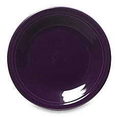 Fiesta® Dinner Plate in Plum