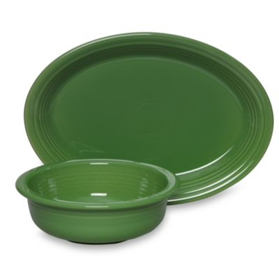Fiesta® Shamrock 2-Piece Companion Setting