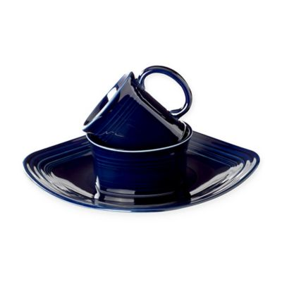 Fiesta® 3-Piece Square Place Setting in Cobalt Blue