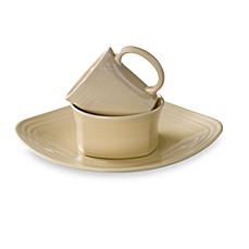 Fiesta® 3-Piece Square Place Setting in Ivory