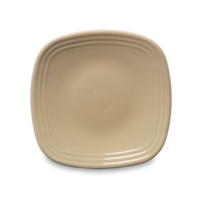 Fiesta® 9 1/8-Inch Square Luncheon Plate in Ivory