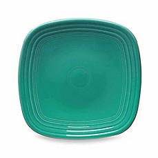 Fiesta® Square Luncheon Plate in Turquoise