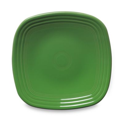 Fiesta® 9 1/8-Inch Square Luncheon Plate in Shamrock