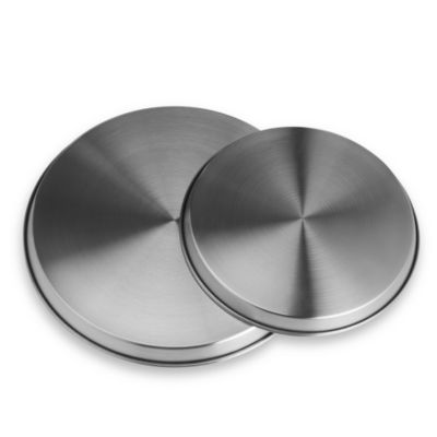 Range Kleen® Burner Kovers Stainless Steel Stove Top Covers (Set of 4)