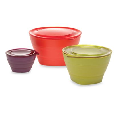 Aladdin® 6-Piece Collapsible Bowl Set