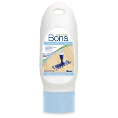 Bona® Free & Simple Hardwood Floor Cleaner in 33-Ounce Cartridge