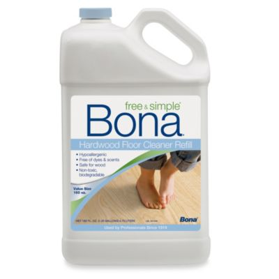 Bona® Free and Simple Hardwood Floor Cleaner