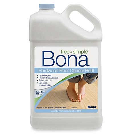 Buy Bona 174 Free Amp Simple Hardwood Floor Cleaner In 160