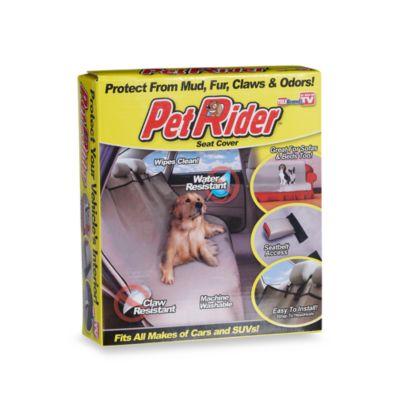 Pet Rider™ Seat Cover