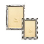 Tizo Crystal Jeweled Border Picture Frames