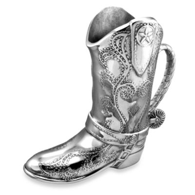 Wilton Armetale® Cowboy Boot 2-Quart Beverage Pitcher