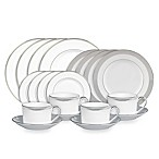 Vera Wang Wedgwood® Grosgrain 20-Piece Dinnerware Set
