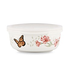 Lenox® Butterfly Meadow® Serve and Store with Lid