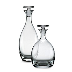 kate spade new york Main Street Glass Decanters
