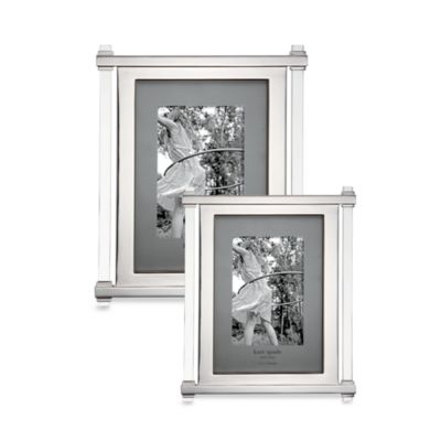kate spade new york Barcelona Drive 8-Inch x 10-Inch Photo Frame