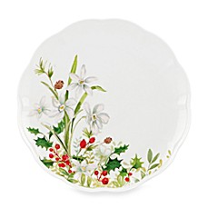 Lenox® Winter Meadow Paper White 10 3/4-Inch Dinner Plate