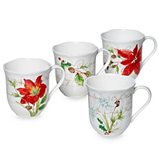 Lenox® Winter Meadow Mugs (Set of 4)