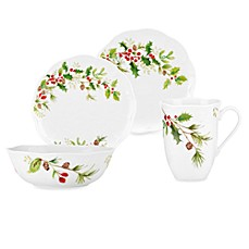 Lenox® Winter Meadow Holly Dinnerware