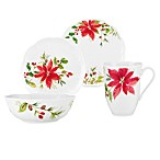 Lenox® Winter Meadow Poinsettia Dinnerware