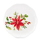 Lenox® Winter Meadow PoInSettia 9-Inch Accent Plate