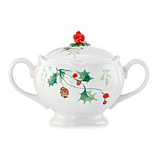 Lenox® Winter Meadow Sugar Bowl