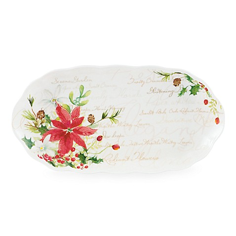 Lenox® Winter Meadow 10-Inch Hors d'oeuvre Tray