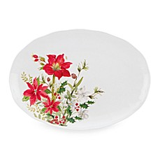 Lenox® Winter Meadow 16-Inch Oval Serving Platter