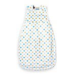 Living Textiles Baby Smart-Dream™ Baby Sleeping Bag with Blue Dots