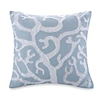 Harbor House Crystal Beach 18-Inch Square Embroidered Toss Pillow