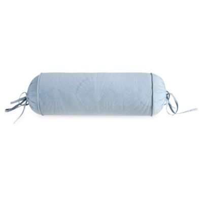 Blue Pillow Neckroll