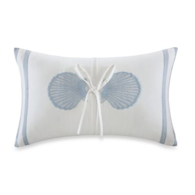 Harbor House Crystal Beach Oblong Toss Pillow
