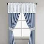 Harbor House Crystal Beach Window Curtain Panels