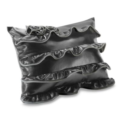 Roxy Samantha Zipper Breakfast Pillow