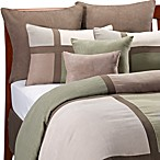 Hudson Street Green Duvet Cover Set